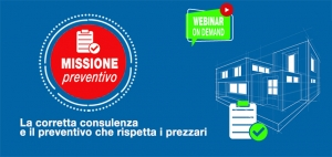 MISSIONE PREVENTIVO ON DEMAND